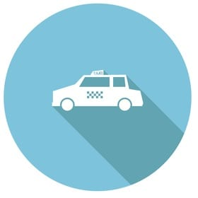 Commercial Auto Taxi